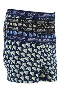 Мужские боксеры стрейчевые из бамбука «DOOMILAI» Арт.D-01448