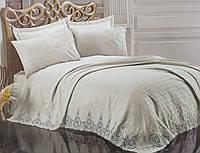 Жаккардовые покрывало на кровать Gardine's Yekta, фото 1
