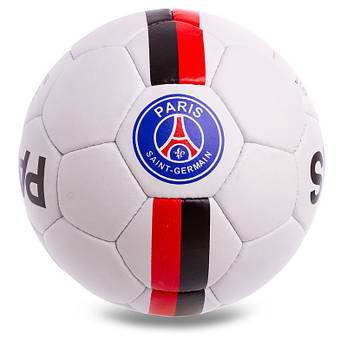 Мяч футбольный №5 Гриппи 5сл. PARIS SAINT-GERMAIN FB-0591, фото 2