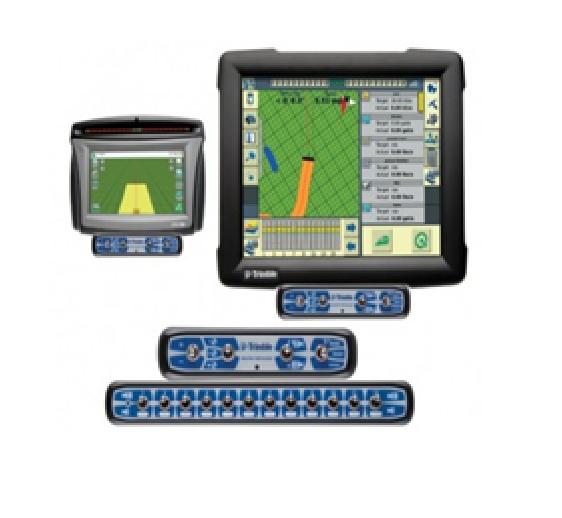 Система Field IQ для Berthoud Tracker Trimble США