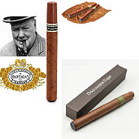 "Электронная сигара ""Disposable Cigar"" Вкус кубинских сигар ""Partagas""."