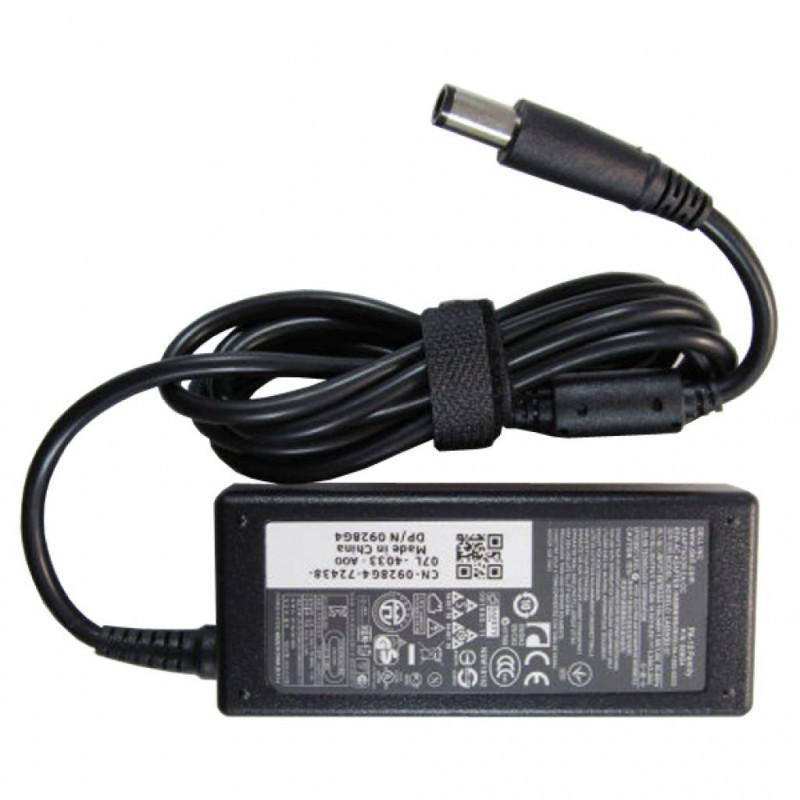Блок питания для ноутбука Dell (разъем 7.4*5.0 pin, 19.5V, 4.62A, 90W) Черный (без кабеля)