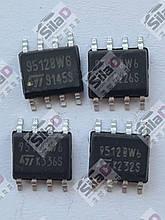 Микросхема 95128WP 95128 M95128 STMicroelectronics корпус SO8