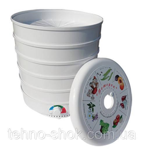 Електросушарка для овочів і фруктів Вітерець-2 ЭСОФ-0,6/220 (лоток для пастили)
