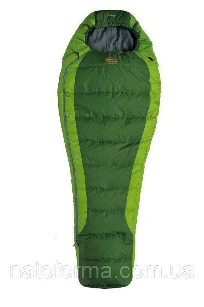 Спальный мешок Pinguin Savana 195 Green, Left Zip