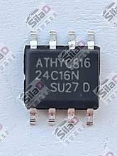 Микросхема Atmel 24C16 корпус SO8