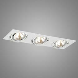 Точечные встраиваемые светильники