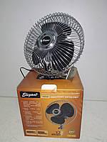"""Вентилятор в салон 24 V (d 6"""" - 15,0 см) металевий Elegant"""