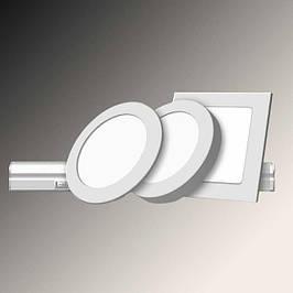Накладні світлодіодні світильники