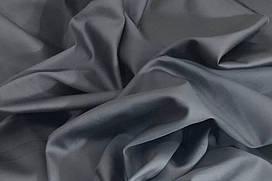 Сатин-твил Темно-серый/ асфальт