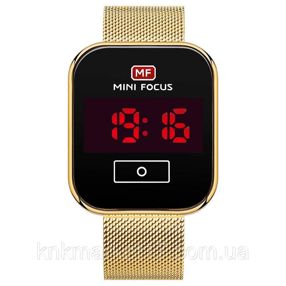 Mini Focus MF0340G Gold-Black