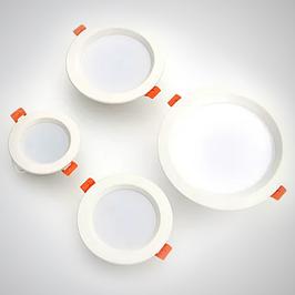 Вбудовані світлодіодні світильники