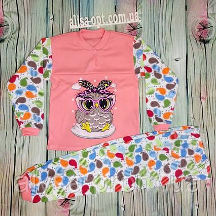 Пижама подростковая Птичка интерлок