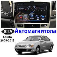 Магнитола KIA Cerato 2008-2013 Автомагнитола  (М-КЦ-9)