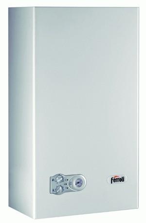 Газовый котел Ferroli  DOMIproject F32 кВт закрытая камера сгорания (турбо) Черкассы