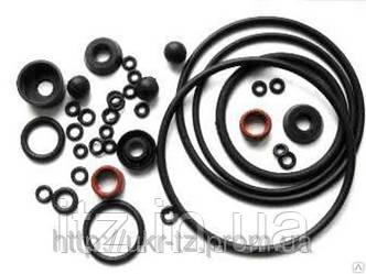 Кільця гумові круглого перерізу 004-006-14