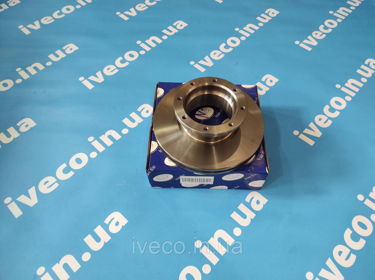 Тормозной диск задний MERCEDES ATEGO 9704230312 9704230412