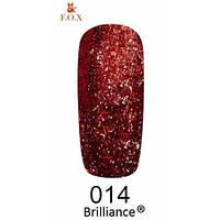 FOX Brilliance gold 014 5 ml