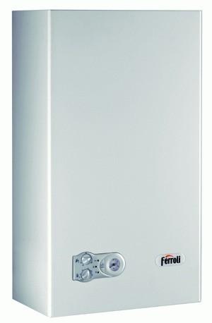 Газовый котел Ferroli  DOMIproject С32 кВт открытая камера сгорания (дымоход) Черкассы