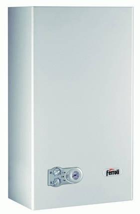 Газовый котел Ferroli  DOMIproject С32 кВт открытая камера сгорания (дымоход) Черкассы, фото 2