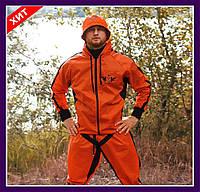 Профессиональный весосгоночный костюм сауна (оранжевый) Украина