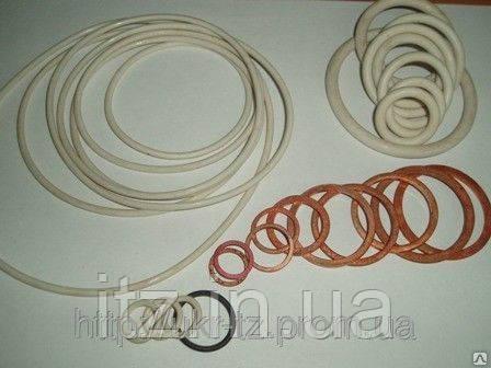 Кольца резиновые 021-025-25