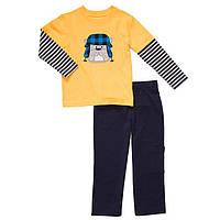Детский трикотажный комплект Carters 12, 18 месяцев