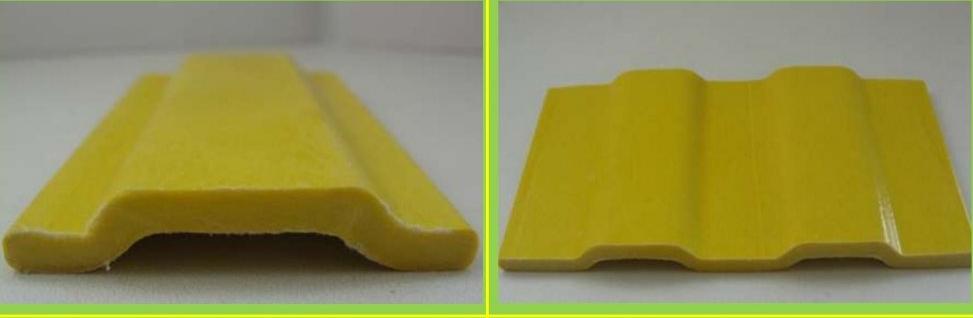 Отбойник стеклопластиковый (пластина) PSK-P-10-55x5