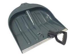 Світязь Лопата снігоприбиральна з металевим кантом і ручкою в комплекті