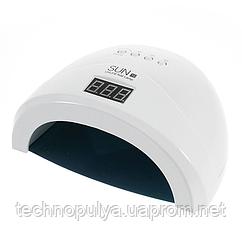 Профессиональная лампа Sun One S 48W для наращивание ногтей Белая (SN1205937001)
