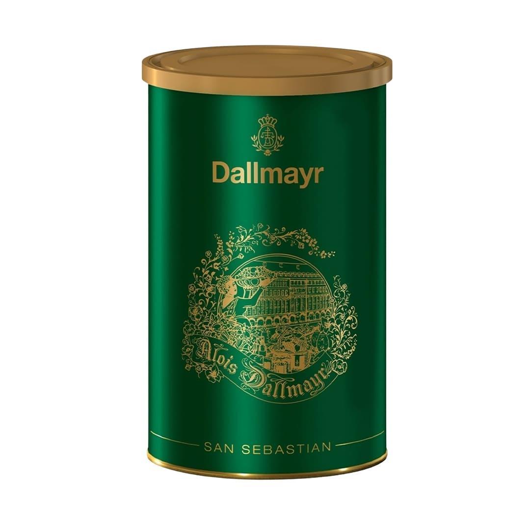 Молотый кофе Dallmayr San Sebastian 250г в банке