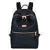 Жіночий рюкзак 2021, міський практичний рюкзак чорного кольору, AL-2542-10, фото 9