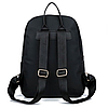 Жіночий рюкзак 2021, міський практичний рюкзак чорного кольору, AL-2542-10, фото 10