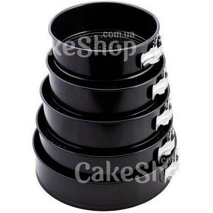 Набор разъёмных форм для выпечки Круг 5 шт.