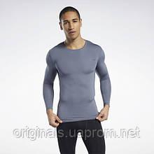 Мужская компрессионная футболка Reebok Workout Ready FP9106 2021/D