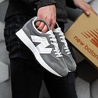 Мужские кроссовки New Balance 327 Grey  \ Нью Беленс 327 Серые \ Чоловічі кросівки Нью Беленс 327 Сірі
