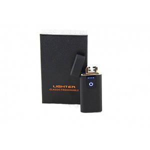 Електроімпульсна запальничка Lighter 750 дугова usb запальничка