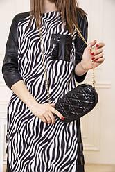 Клатч женский 154R003-25-1 цвет Черный