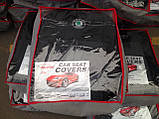 Авточохли на Scoda Rapid 2012> sedan Favorite Шкода Рапід, фото 8