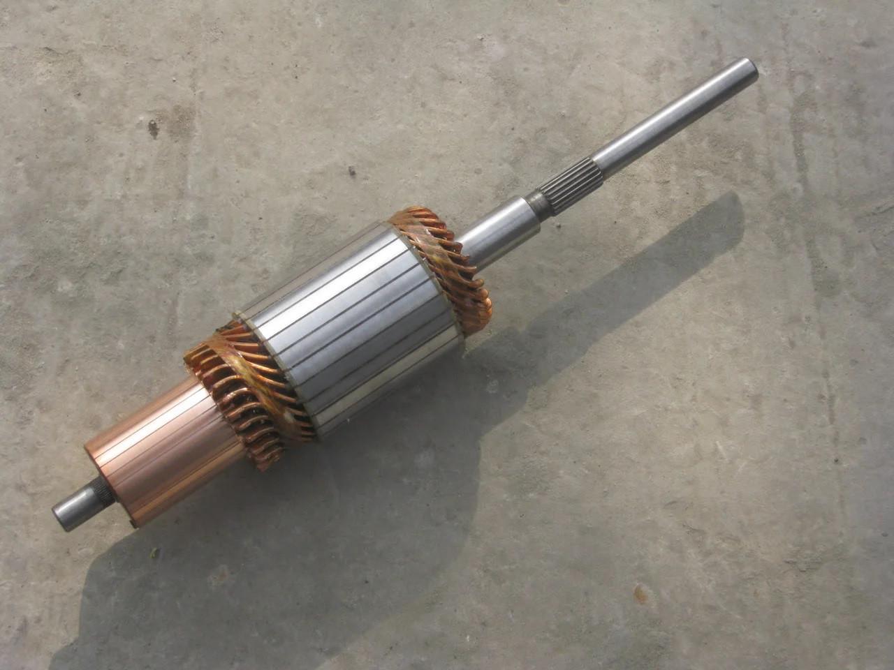 Якорь стартера ст-2501.3708 ямз 24 вольт
