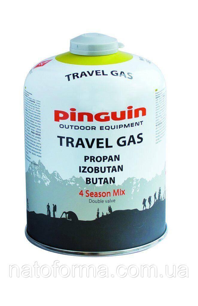 Газовый баллон Pinguin 450 гр