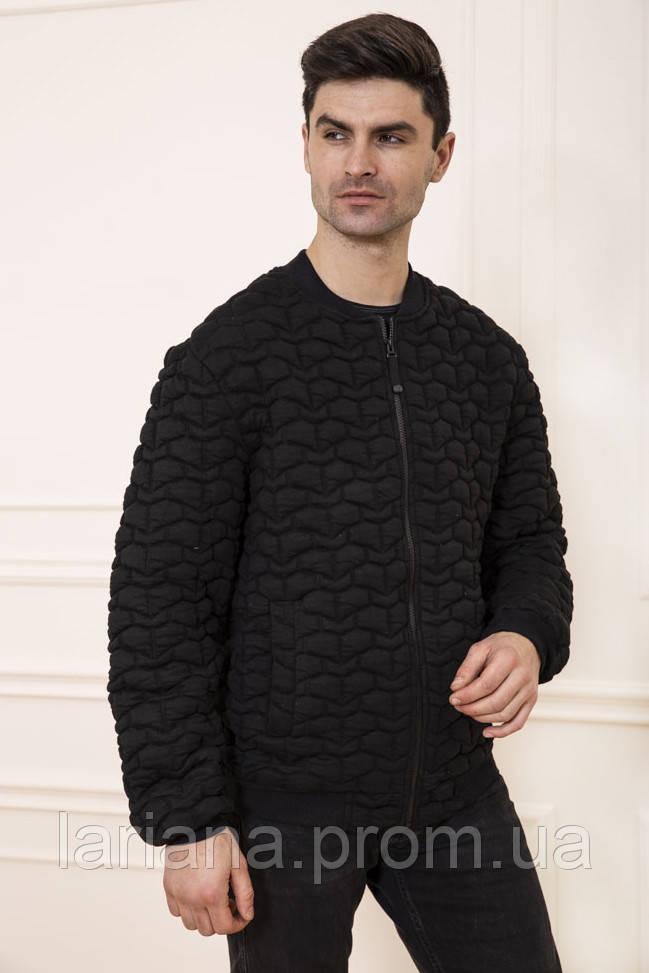 Куртка  мужская 131R401-01 цвет Черный
