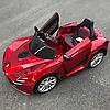 Дитячий електромобіль Ferrari LaFerrari style червоний лак Kidsauto (7587)