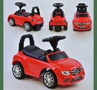 Машинка-каталка толокар, детская машинка с электроникой, 2-002-R