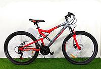 Горный велосипед Azimut Scorpion 24 GD+, рама 17