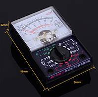 Мини мультиметр аналоговый Samwa YX-1000A тестер