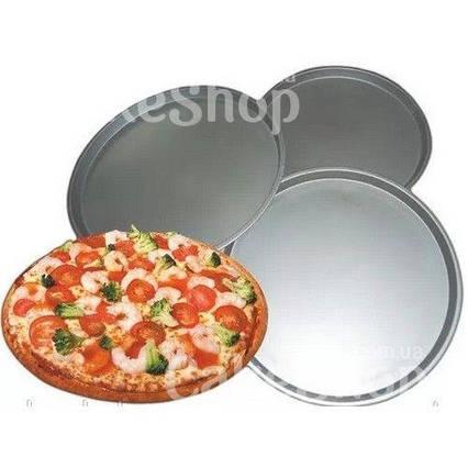 Набор антипригарных форм для выпечки пиццы 3 шт.