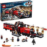 Конструктор Лего 75955 Хогвартс Гаррі Поттер поїзд потяг Експрес Lego Harry Potter Hogwarts Express оригінал, фото 1