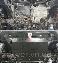 Захист двигуна Volkswagen Jetta 7 2018- (Європа) (двигун+КПП)