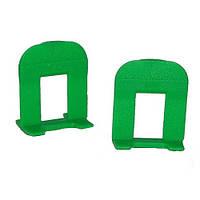 Система выравнивания плитки,Mini основание - зеленое (250шт.) HTools 16K432